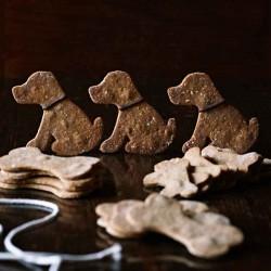 Biscuits pour chiens BIO Cacahuète