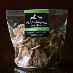 Dog Biscuits Apple Crumble