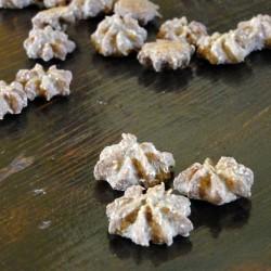 Mini friandises Crumble aux Pommes BIO