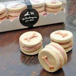 Boxed Dog Treats organic Vanilla