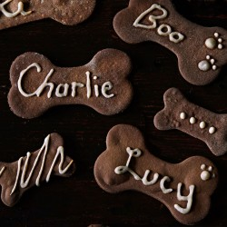 Personnalised Dog Biscuits