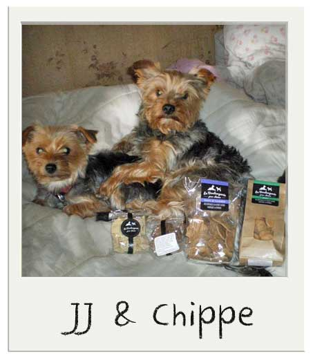 JJ et Chippie