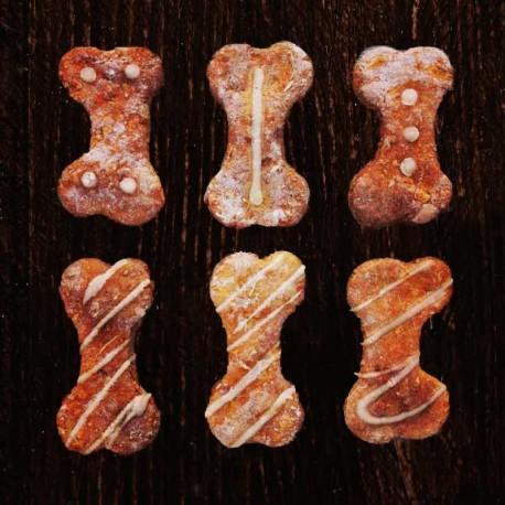Bone Biscuits Apple Crumble