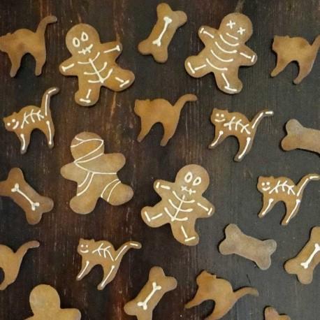 Gâteaux Halloween pour chiens BIO