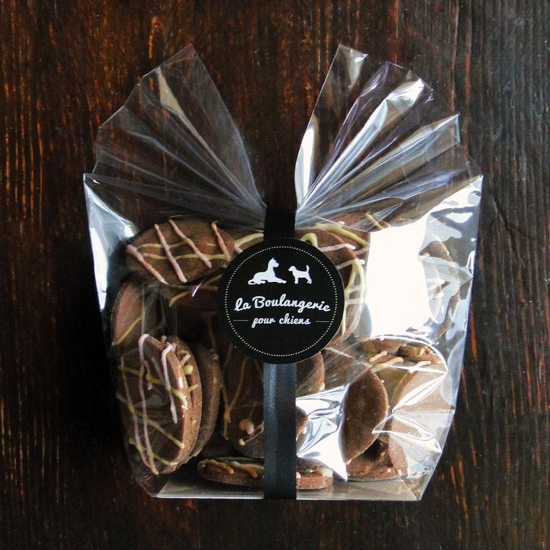 biscuits oeufs de p ques pour chiens bio cadeau p ques pour chiens. Black Bedroom Furniture Sets. Home Design Ideas