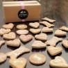 Biscuits BIO cadeau St Valentin pour chien
