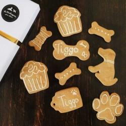 Coffret gourmand Anniversaire pour chiens