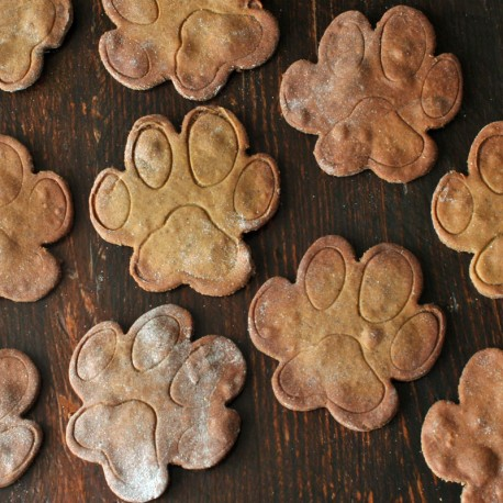 Dog Paw Treats grain-free