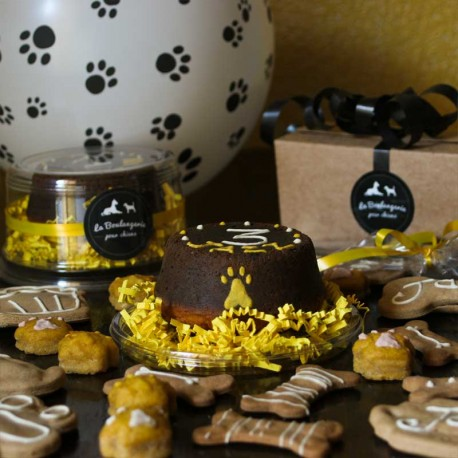 Pack Anniversaire pour chiens BIO