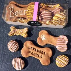 Coffret de Pâques personnalisé pour chiens
