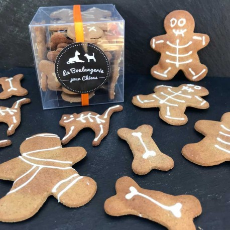 Biscuits pour chiens Halloween