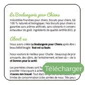Press Kit - La Boulangerie pour Chiens