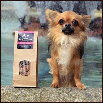 Joyau Chihuahua avec Friandises pour chiens sans grains