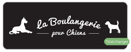 La Boulangerie pour Chiens Logo