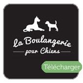 La Boulangerie pour Chiens logos